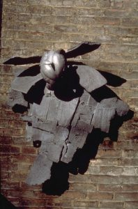 Sculpture - Samurai Ghost