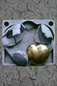 Sculpture - Acorazonada